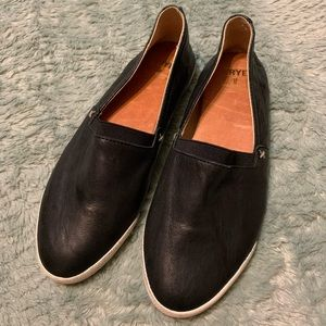 Frye Melanie Slip On Loafers Flats Sneakers